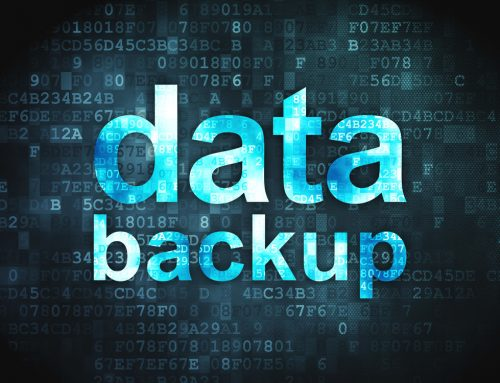 The Importance of a Backup – Defense against data loss