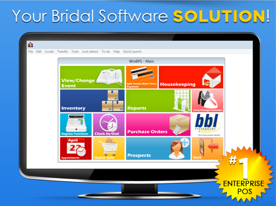 Bridal Point of Sale Enterprise Solution